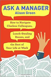 Book Cover: Ask a Manager