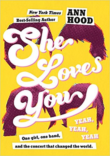 Book Cover: She Loves You (Yeah, Yeah, Yeah)