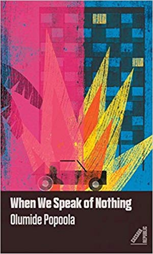 Book Cover: When We Speak of Nothing