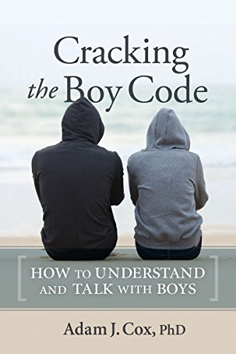 Book Cover: Cracking the Boy Code