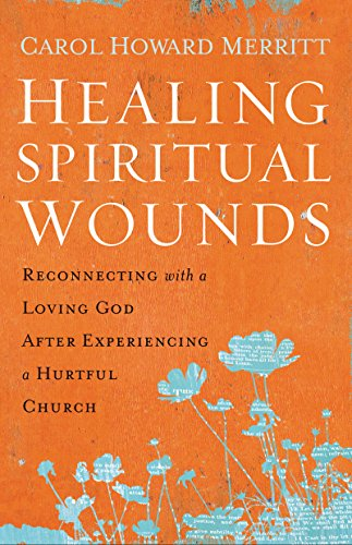 Book Cover: Healing Spiritual Wounds