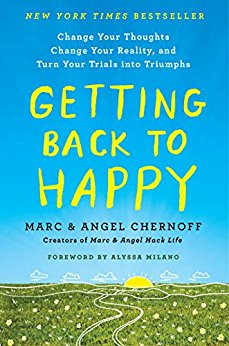 Book Cover: Getting Back to Happy