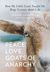 Book Cover: Peace, Love, Goats of Anarchy