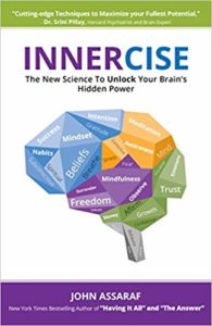 Book Cover: Innercise: The New Science to Unlock Your Brain's Hidden Power