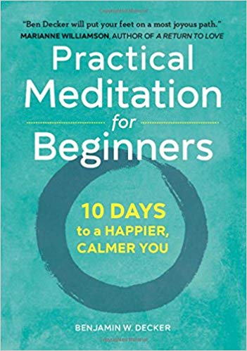 Book Cover: Practical Meditation for Beginners