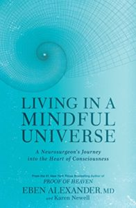 Book Cover: Living in a Mindful Universe