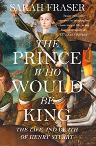 Book Cover: The Prince Who Would Be King