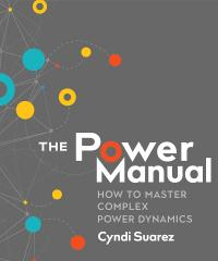 Book Cover: The Power Manual: How to Master Complex Power Dynamics