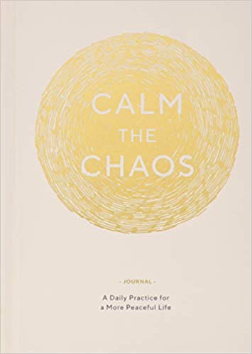 Book Cover: Calm the Chaos Journal