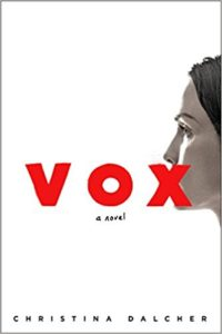 Book Cover: VOX