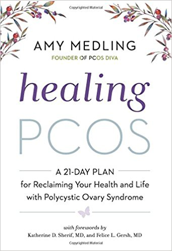 Book Cover: Healing PCOS