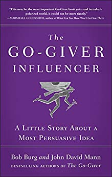 Book Cover: The Go-Giver Influencer