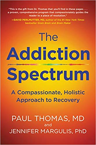Book Cover: The Addiction Spectrum