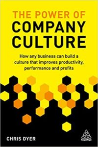 Book Cover: The Power of Company Culture