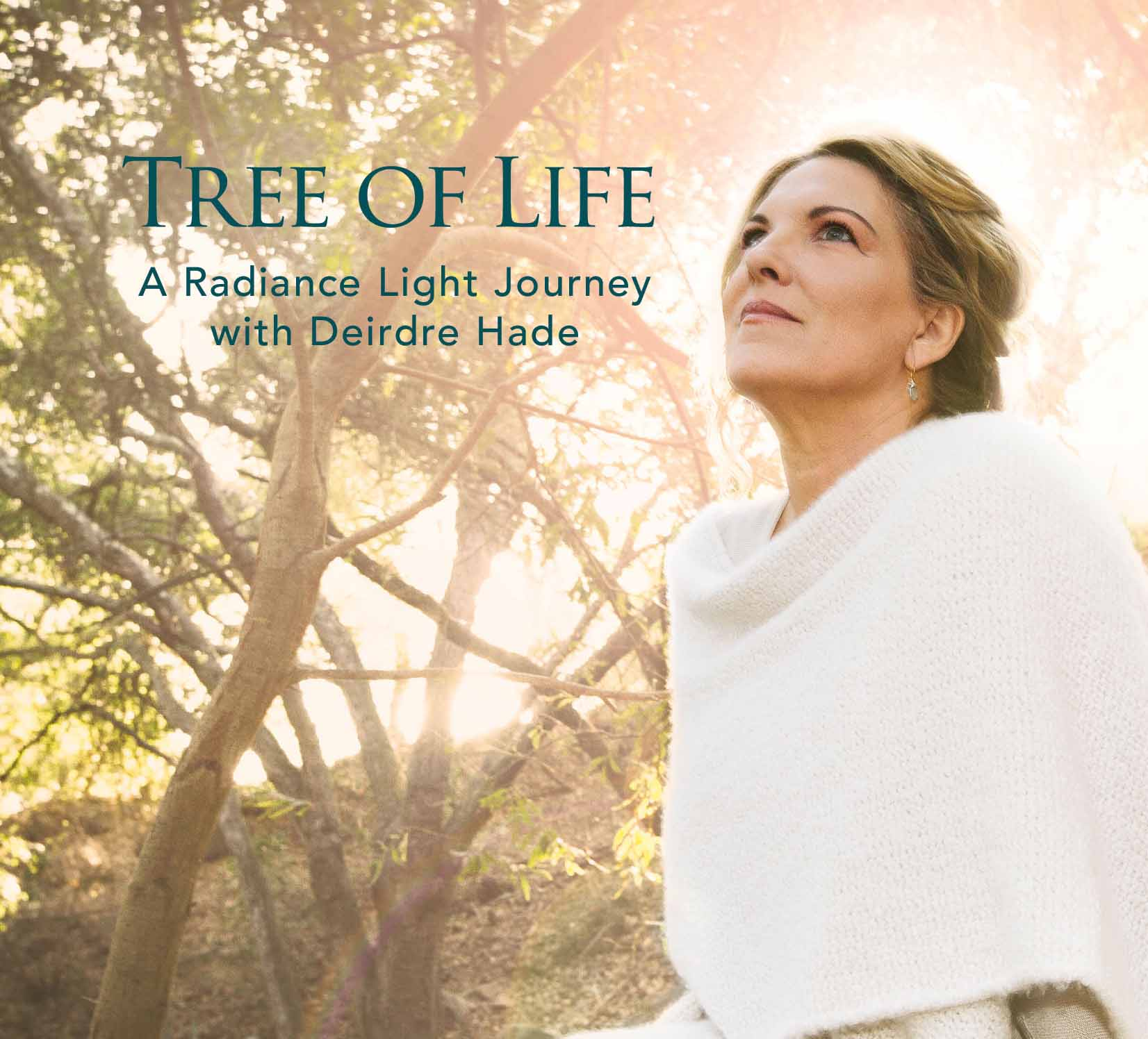 Book Cover: The Radiance Tree of Life Journey Meditation