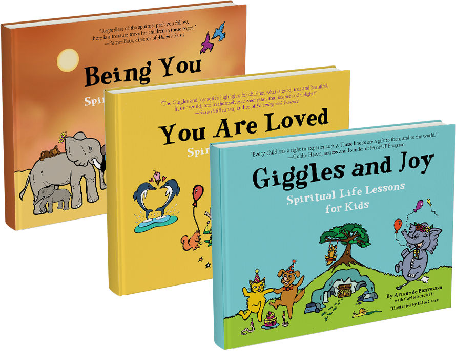 Book Cover: The Giggles & Joy Gift Set