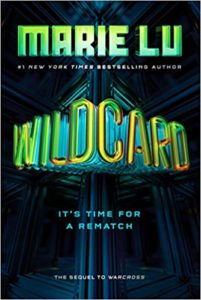 Book Cover: Wildcard