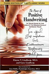 Book Cover: The Power of Positive Handwriting