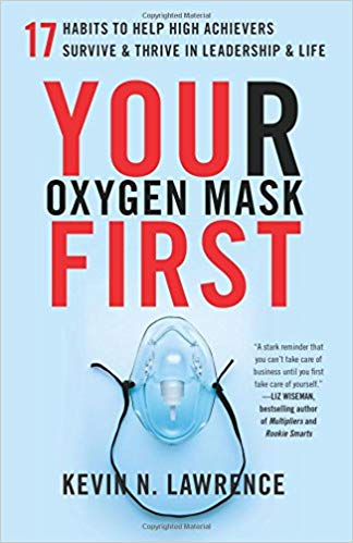 Book Cover: Your Oxygen Mask First