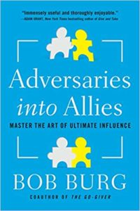 Book Cover: Adversaries into Allies