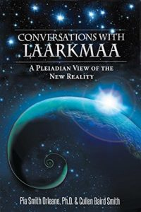 Book Cover: Conversations with Laarkmaa: A Pleiadian View of the New Reality