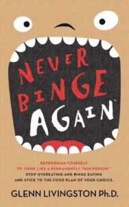 Book Cover: Never Binge Again