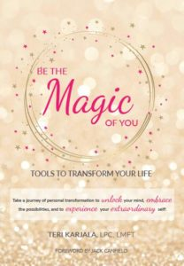 Book Cover: Be The Magic of You
