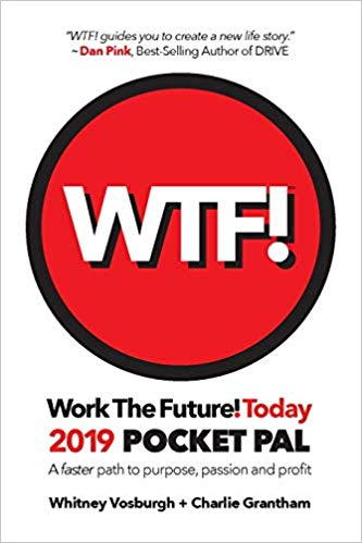Book Cover: Work the Future! Today