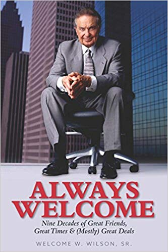 Book Cover: Always Welcome