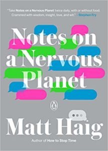 Book Cover: Notes on a Nervous Planet