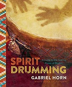 Book Cover: Spirit Drumming