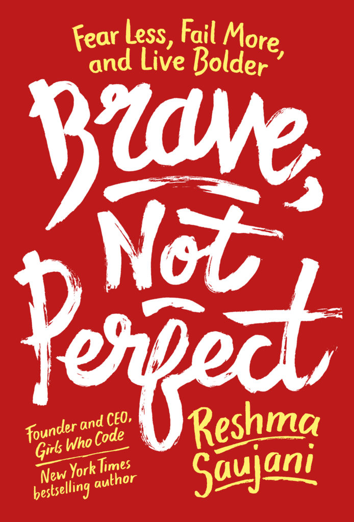 Book Cover: Brave, Not Perfect