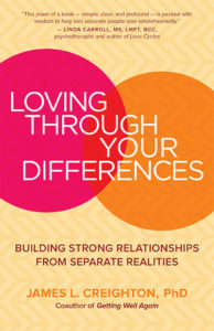 Book Cover: Loving Through Your Differences