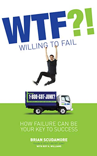 Book Cover: WTF?! Willing to Fail