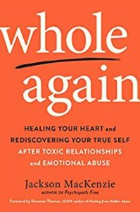 Book Cover: Whole Again