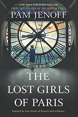 Book Cover: The Lost Girls of Paris: A Novel