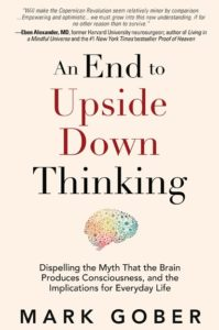 Book Cover: An End to Upside Down Thinking