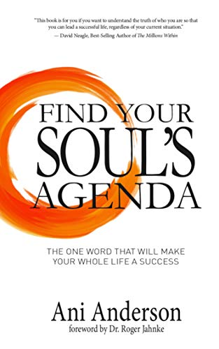 Book Cover: Find Your Soul's Agenda