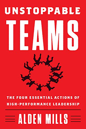 Book Cover: Unstoppable Teams