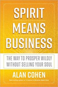 Book Cover: Spirit Means Business