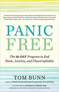 Book Cover: Panic Free