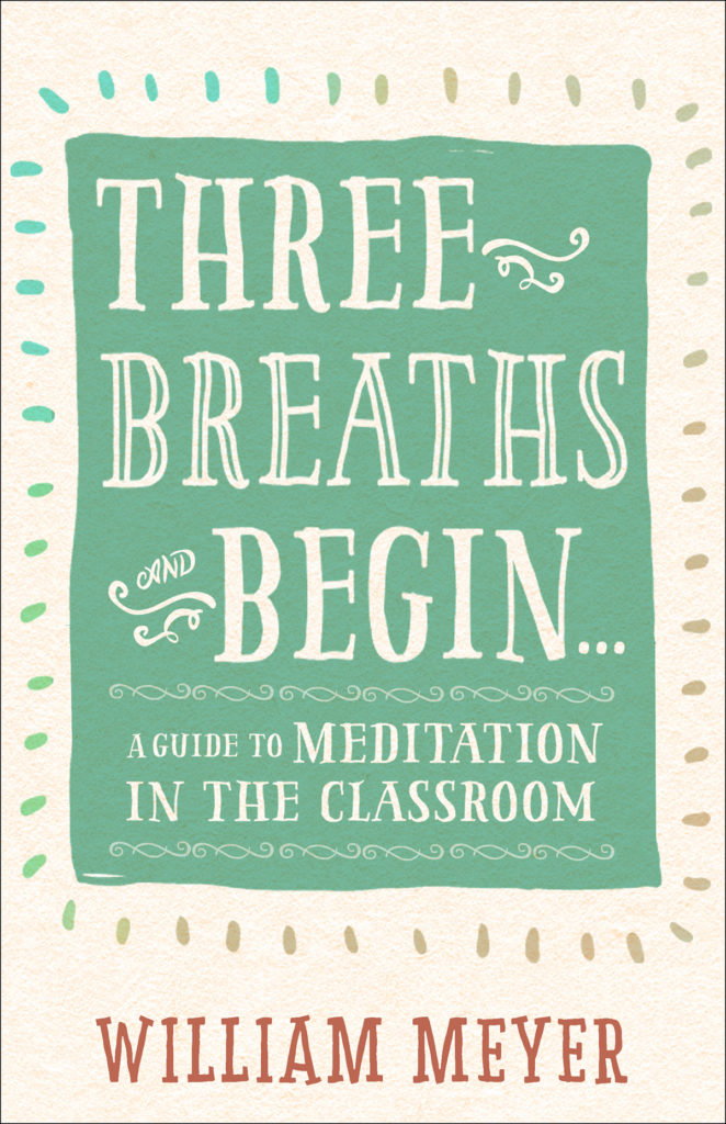 Book Cover: Three Breaths and Begin