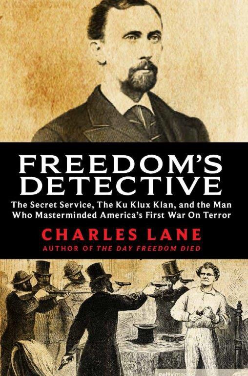 Book Cover: Freedom's Detective