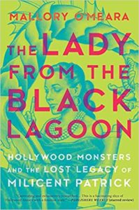 Book Cover: The Lady from the Black Lagoon