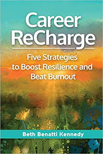 Book Cover: Career ReCharge