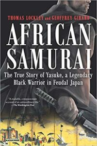 Book Cover: African Samurai