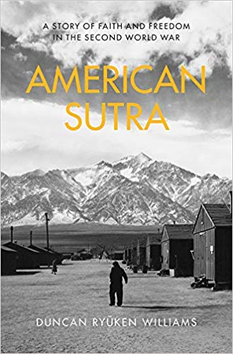 Book Cover: American Sutra