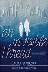 Book Cover: An Invisible Thread