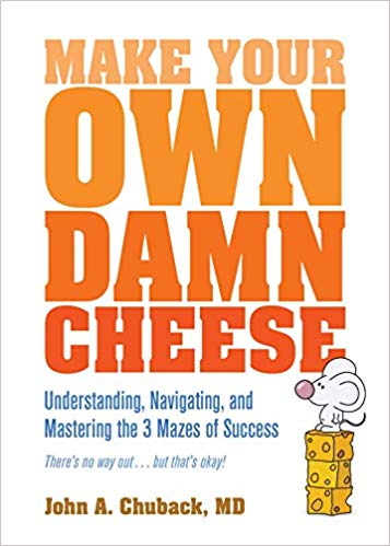 Book Cover: Make Your Own Damn Cheese