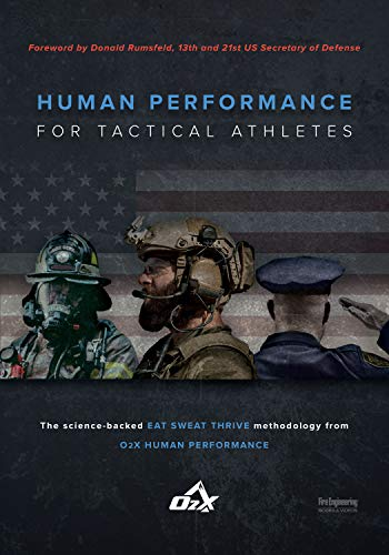 Book Cover: Human Performance for Tactical Athletes